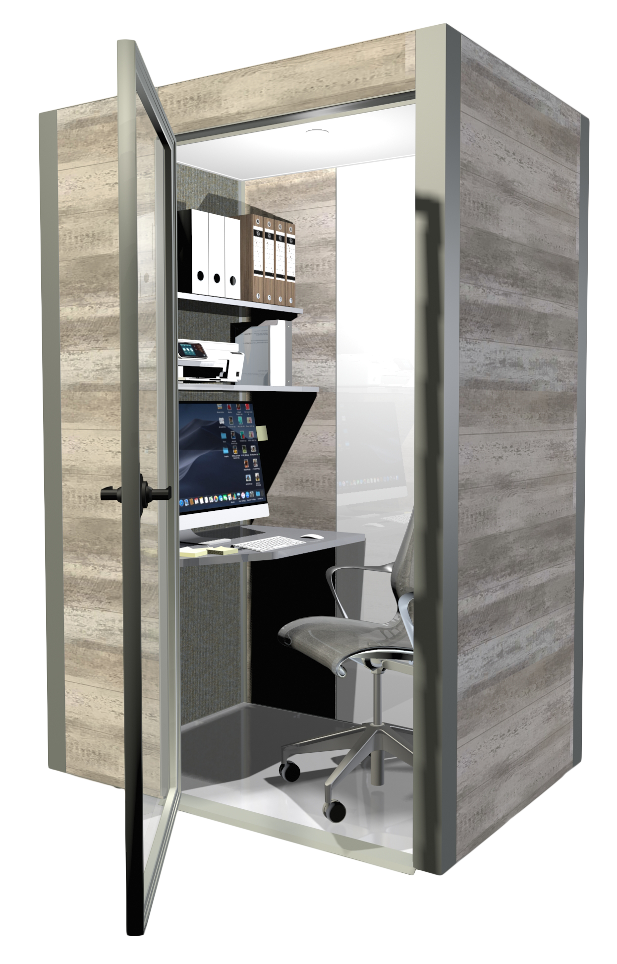 YOURspace Office Pod Features 2