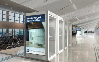 News Release | Enhancing Airport Experience with Privacy Pods